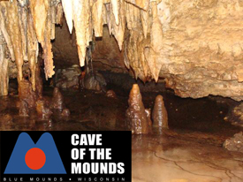 Cave of the Mounds Mount Horeb WI